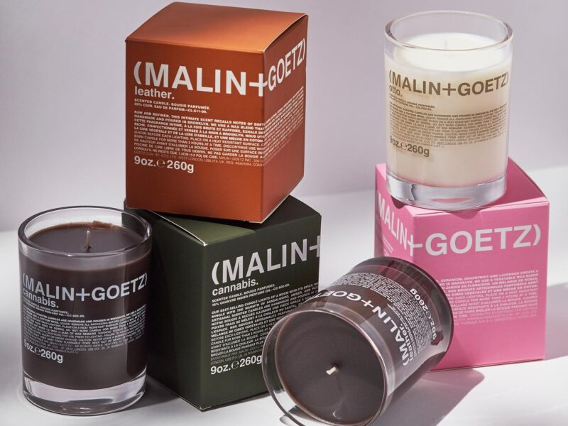 Malin and Goetz Candles